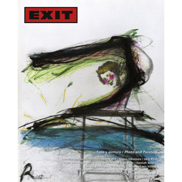 EXIT #47 - Photo and Painting