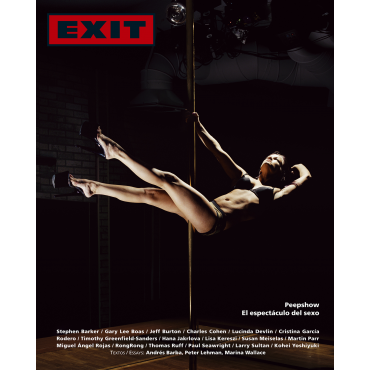 EXIT #29 - Peepshow. The spectacle of sex
