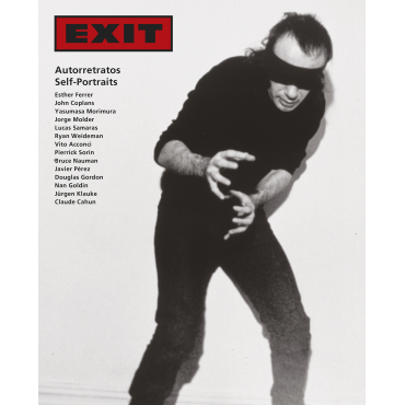 EXIT # 10 – Self portrait
